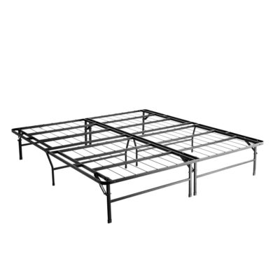 ST2214HD Structures HD Frame bed frame saves money and space by eliminating the need for a box spring.